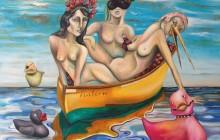 Mujeres de Lempicka